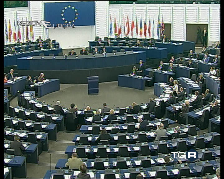 Regioneuropa parlamento for Streaming parlamento